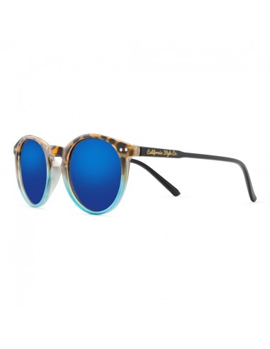 Gafas de sol California Style Co Angels Leopardo y Turquesa