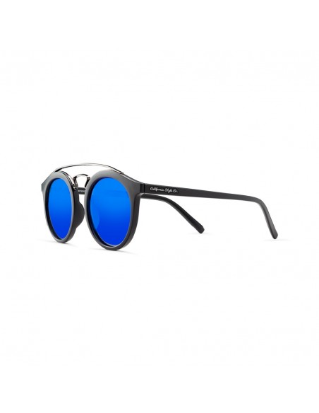 Gafas de Sol California Style Co San Francisco Rounded Azul